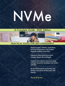 NVMe A Complete Guide - 2021 Edition