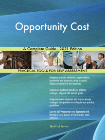 Opportunity Cost A Complete Guide - 2021 Edition
