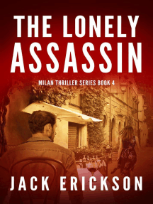 The Lonely Assassin: Milan Thriller Series, #4