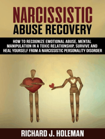 Looks abuse like narcissistic what Narcissistic abuse: