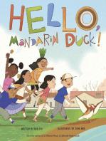 Hello, Mandarin Duck!