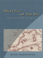 Rhumb Lines and Map Wars