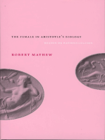 The Female in Aristotle's Biology