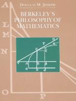 Berkeley's Philosophy of Mathematics