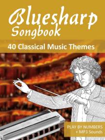 Bluesharp Songbook - 40 Classical Music Themes