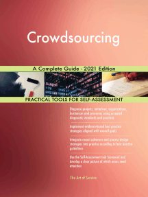 Crowdsourcing A Complete Guide - 2021 Edition