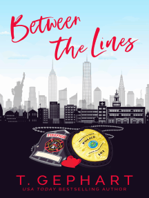 Read Between The Lines Online By T Gephart Books