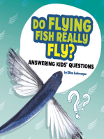 Do Flying Fish Really Fly?