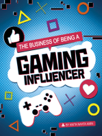 The Business of Being a Gaming Influencer