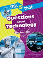 This or That Questions About Technology