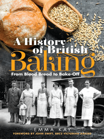 A History of British Baking: From Blood Bread to Bake-Off