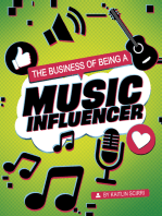 The Business of Being a Music Influencer