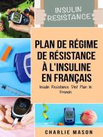 Plan de régime de résistance à l'insuline En français/ Insulin Resistance Diet Plan In French