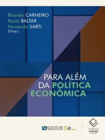 Para além da política econômica