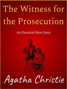 Read Witness For The Prosecution By Agatha Christie