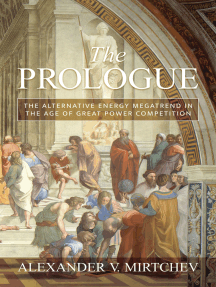 The Prologue: The Alternative Energy Megatrend in the Age of Great Power Competition