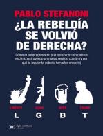 ¿La rebeldía se volvió de derecha?