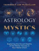 Astrology for Mystics: Exploring the Occult Depths of the Water Houses in Your Natal Chart