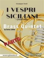I Vespri Siciliani - Brass Quintet (parts)