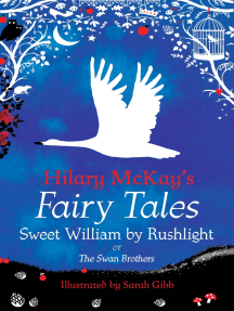 Sweet William by Rushlight: A The Swan Brothers Retelling by Hilary McKay