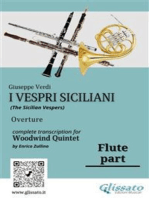 "Flute part of ""I Vespri Siciliani"" - Woodwind Quintet"