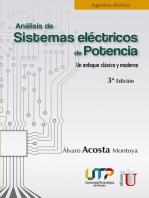 Análisis de sistemas eléctricos de potencia. Un enfoque clásico y moderno. 3ª. Edición: Un enfoque clásico y moderno. 3ª. Edición