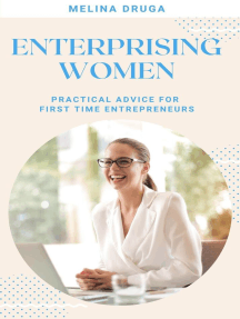 Enterprising Women: Practical Advice for First Time Entrepreneurs: Enterprising Women, #1