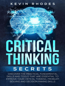 best critical thinking editor website for masters