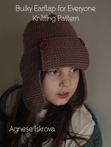 Bulky Earflap for Everyone Knitting Pattern