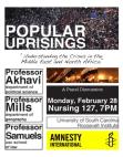 Popular Uprisings