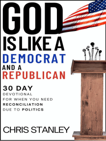 God is Like a Democrat and a Republican: God is Like, #3
