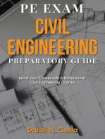 Civil Engineering Pe Exam Preparatory Guide