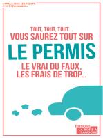 Vous saurez tout sur le permis: Un livre rassurant pour les maudits du volant