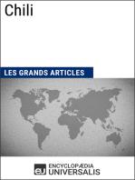 Chili: Géographie, économie, histoire et politique