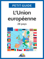 L'Union européenne: 28 pays