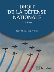 Droit de la défense nationale