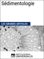Sédimentologie: Les Grands Articles d'Universalis