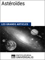 Astéroïdes: Les Grands Articles d'Universalis