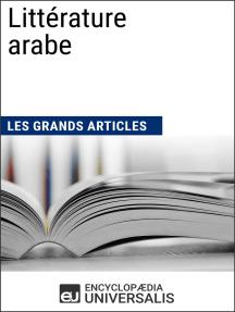 Littérature arabe: Les Grands Articles d'Universalis