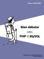 Bien débuter avec PHP/MySQL: Formation professionnelle