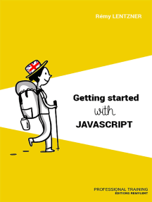 Getting started with Javascript: Professional Training