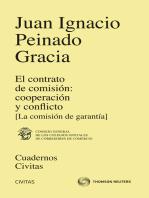 El contrato de comisión
