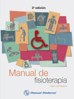 Manual de fisioterapia