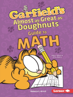 Garfield's ® Almost-as-Great-as-Doughnuts Guide to Math