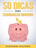 50 Dicas Para Economizar Dinheiro