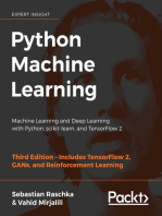 Python Machine Learning - Third Edition: Machine Learning and Deep Learning with Python, scikit-learn, and TensorFlow 2, 3rd Edition
