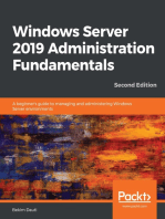 Windows Server 2019 Administration Fundamentals - Second Edition: A beginner's guide to managing and administering Windows Server environments, 2nd Edition