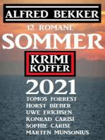 Sommer Krimi Koffer 2021 - 12 Romane