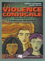 La Violence conjugale: Développer l'expertise infirmière