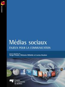 Médias sociaux: Enjeux pour la communication